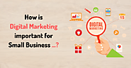 Why is digital marketing important for small businesses