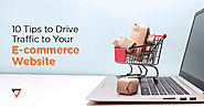 10 Tips to Drive Traffic to Your eCommerce Website | Verz Design