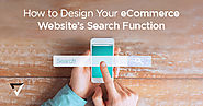 How to Design Your eCommerce Website's Search Function | Verz Design