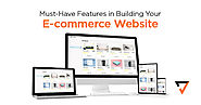Must-Have Features in Building Your E-commerce Website | Verz Design