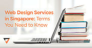 Web Design Services in Singapore: Terms You Need to Know | Verz Design