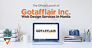 Introducing Gotafflair - Web Design Services in Manila | Verz Design