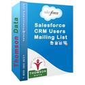 Salesforce CRM Users List | Thomson Data