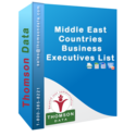 Middle Eastern CEO Lists | Middle Eastern CFO Lists | Business Executives Lists Middle East!!