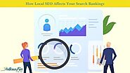 How Local SEO Affects Your Search Rankings