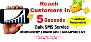 Bulk SMS Marketing | Bulk Sms Service Provider In delhi | Cheapest Bulk SMS Service | Bulk SMS Company
