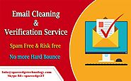 Bulk Email Verification Services Provider