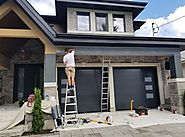 Get The Best Exterior House Painting Services in Burlington and Oakville