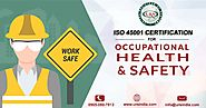 ISO 45001 OHSMS Certification in Solan