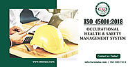 ISO 45001 OHSMS Certification in salem - Occupational Health and Safety System