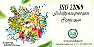 ISO 22000 Standard Certification in karur