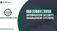 ISO 27001 Certification System in Ahmedabad