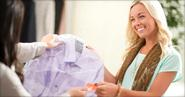 Dry Cleaning Service At NYC By The Wash Depot Laundromat