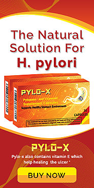 Health issues and diagnosis of H. pylori