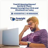 Best Eye Clinic in Delhi - Foresight Eye Clinic