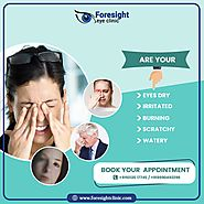 Best Eye Clinic in Delhi – Foresight Eye Clinic