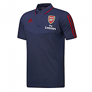 Arsenal Core Polo Navy Shirt is Bestseller of 2019