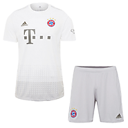 Bayern Munich White Away Kit 2019/20 Tops the List