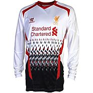 Liverpool FC Long Sleeve Away Performance Jersey