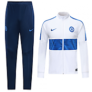 Nike introduces Chelsea Imported High Neck Collar Training Kit