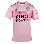 Official Leicester City 2019/20 Pink Away Jersey is Launched By Addidas