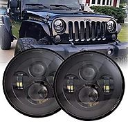 Three Most Allured Jeep Wrangler LED Tail Lights for all Models