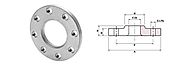 Stainless Steel Carbon Steel Lap Joint Flanges Supplier, Dealer, Manufacturer and Exporter in India