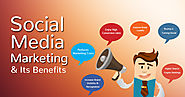 Social Media Marketing Services and Its Benefits for Startup Business