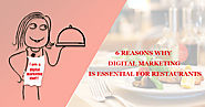 Why Digital Marketing is Essential for Restaurant Business?