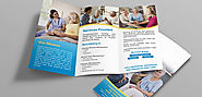 Healthcare Brochure Design Template - Sprak Design