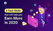 5 tech skills that will help you earn more in 2020