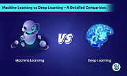 Machine Learning vs Deep Learning - A Detailed Comparison