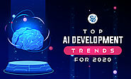 Top AI Development Trends for 2020