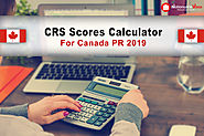 Canada CRS Calculator for 2019-2020 | Calculate CRS Points