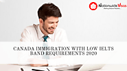 Canada Immigration With Low IELTS Band Requirements 2020
