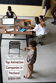 Top Animation Companies in Portland