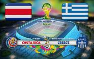 Costa Rica vs Greece