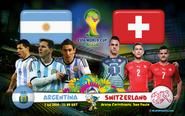 Argentina vs Switzerland