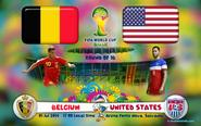 Belgium vs United States