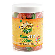 Delicious And Vegan CBD Gummies | Sun State Hemp