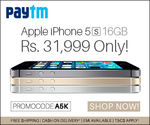 Latest/Current Paytm Offers & Promo Code March 2015
