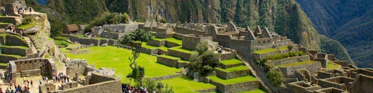 Headline for Top 5 Reasons to Visit Machu Picchu