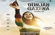 Gunjan Saxena: Biopic (2020) DVDScr Hindi Movie Watch Online Free Download