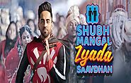 Shubh Mangal Zyada Saavdhan (2020) DVDScr Hindi Movie Watch Online Free Download