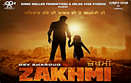 Zakhmi (2020) DVDScr Punjabi Movie Watch Online Free Download