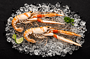 Buy Peeled Scampi Online at the Best Price, Free UK Delivery - Bradley's Fish