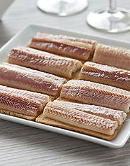 Buy Smoked Eel Fillets 250g Online at the Best Price, Free UK Delivery - Bradley's Fish