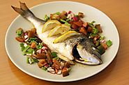 Baked Gilt Head Bream with Lemon and Herbs - Bradley's Fish