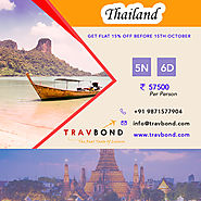 TravBond Provides Singapore Holiday Tour Packages