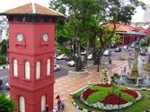 Queen Victoria's Fountain Melaka - Malaysia Tourist & Travel Guide